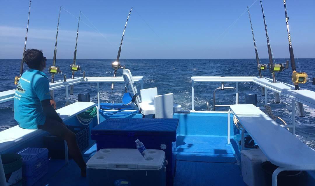 Для рыбалки все готово