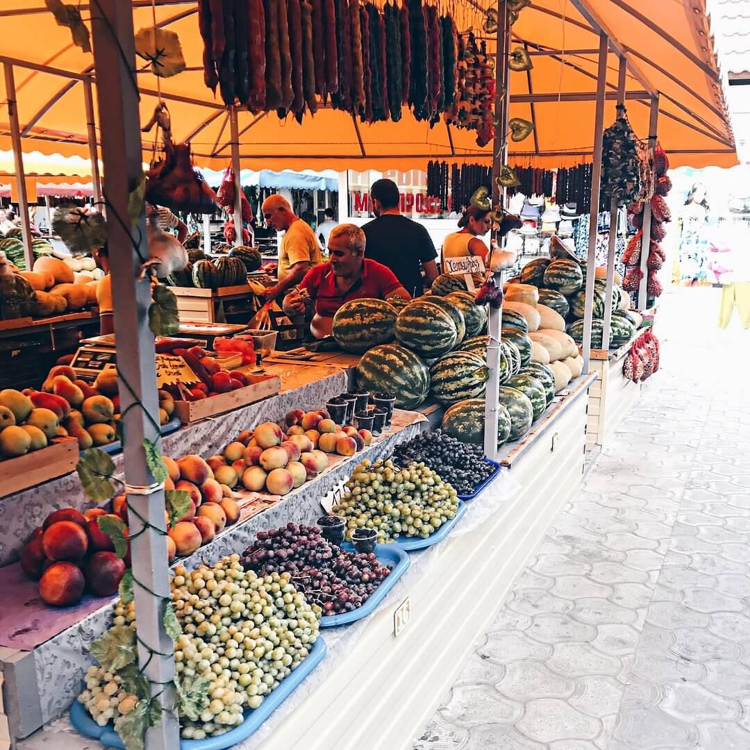 Рынок Анапы