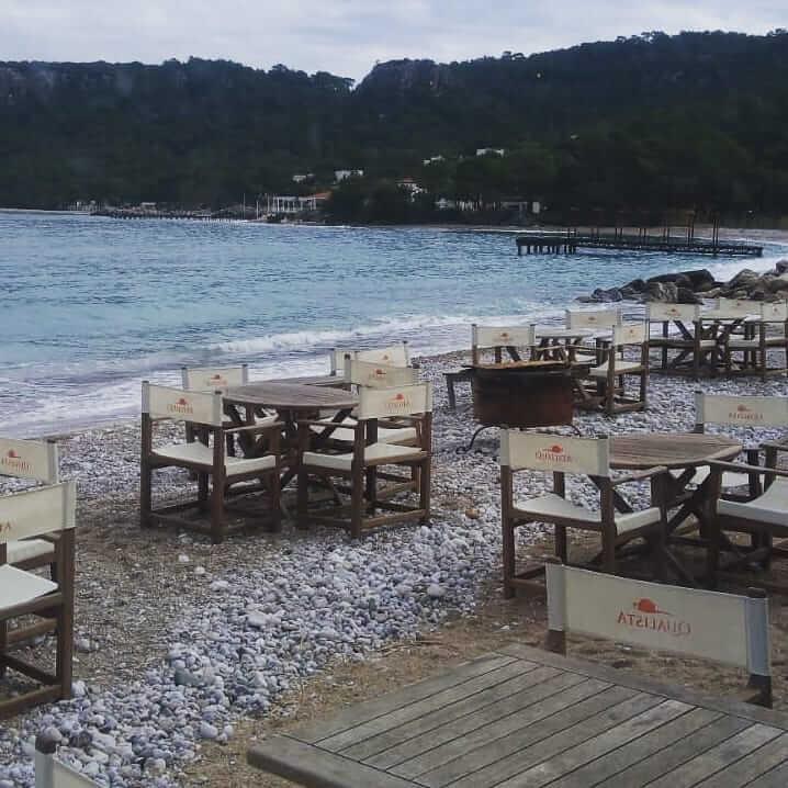 Калиста пляж