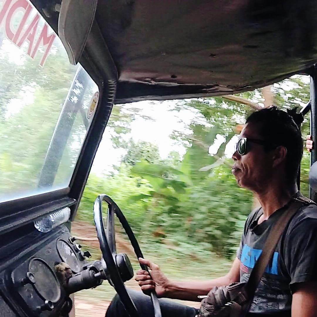 Водитель-таец