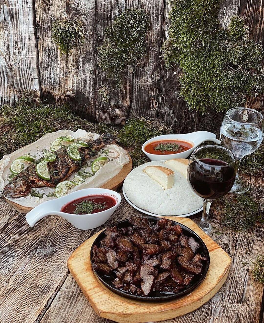 абхазская еда