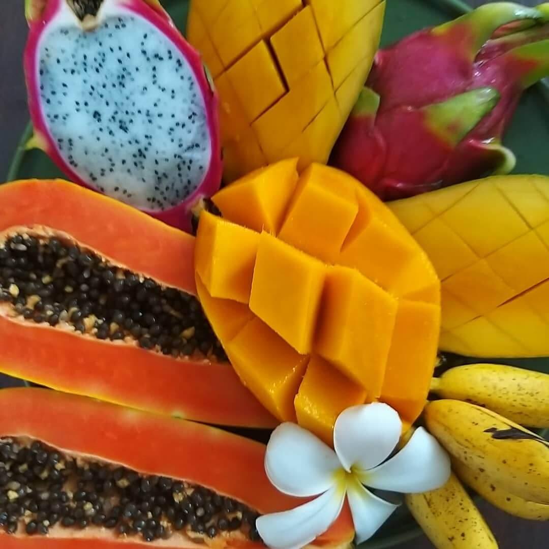 Подборка фруктов