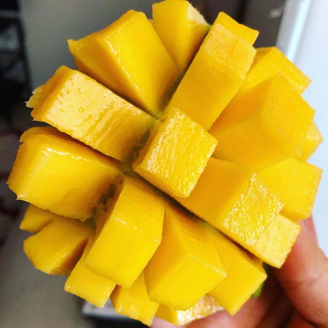 Узор из манго