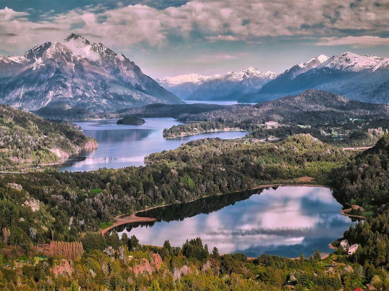 Озера Аргентины