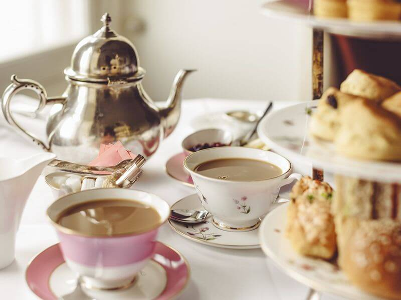 Чаепитие в Лондоне
