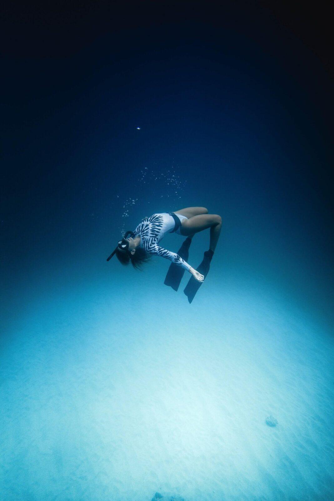 Акробатика в воде
