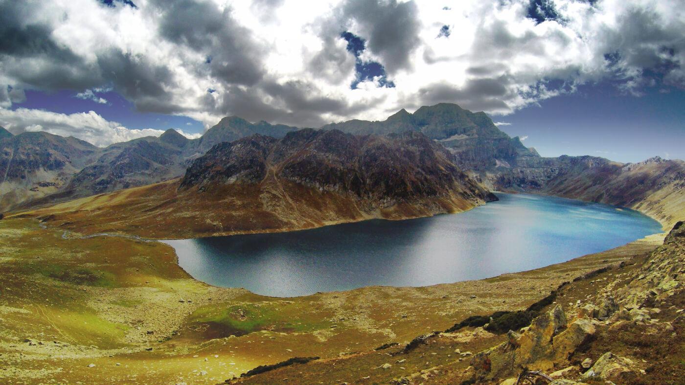Великолепное озеро