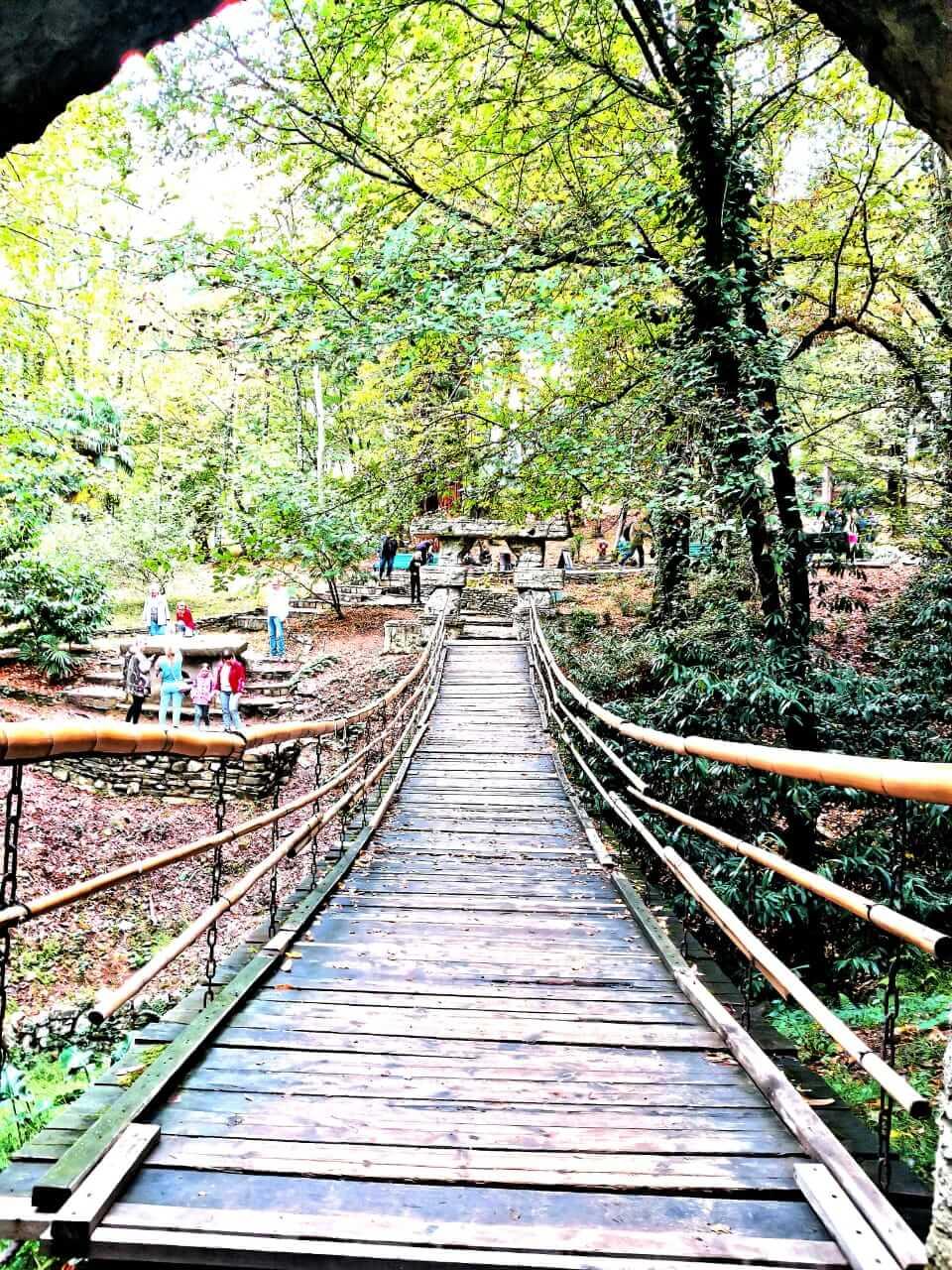 Другой ракурс моста