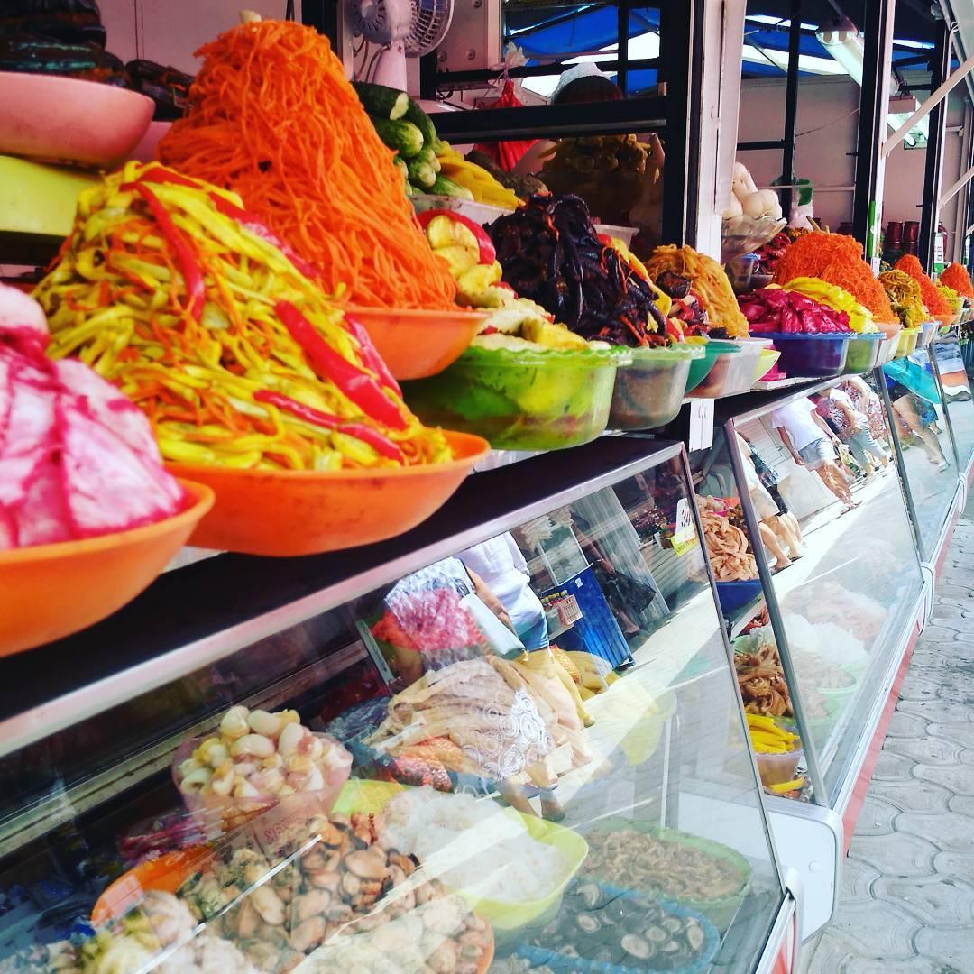 Корейские деликатесы
