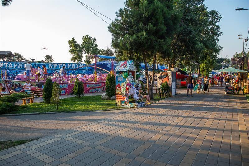 Парк 30ти летия Победы