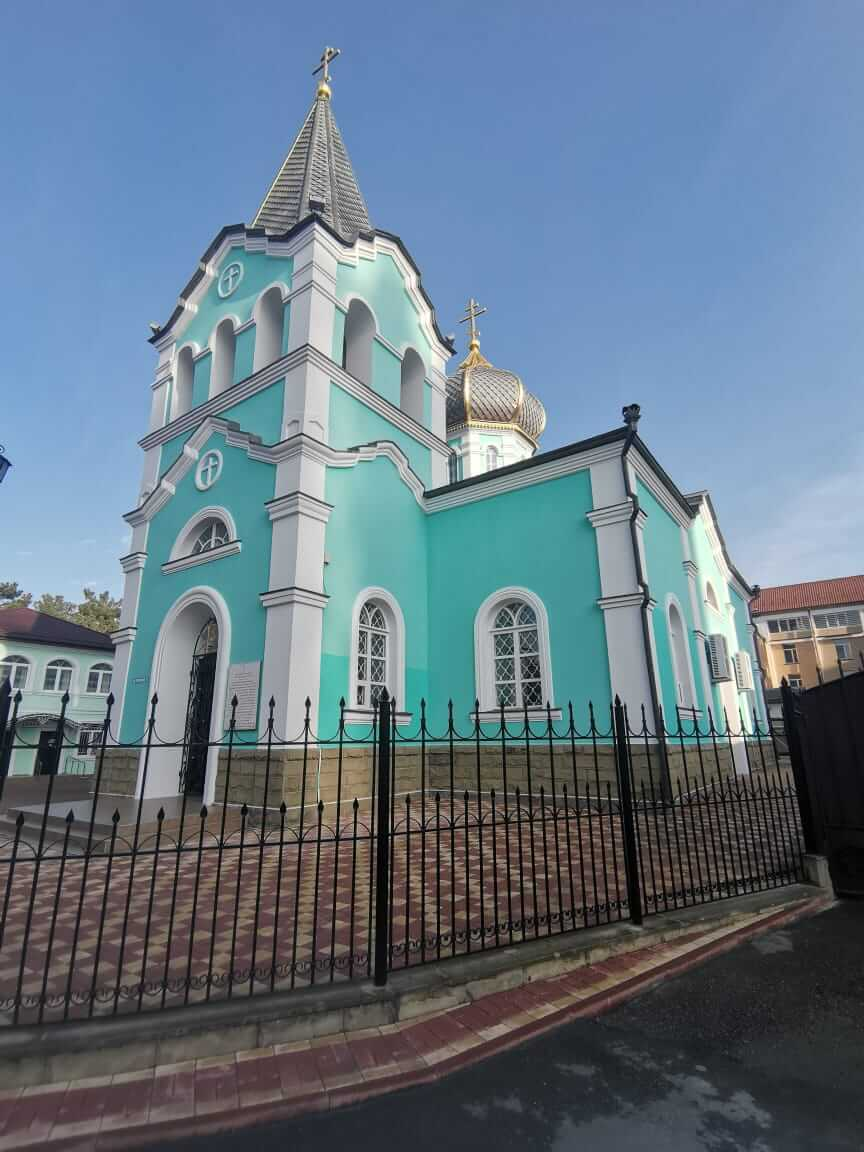 Собор св. Онуфрия