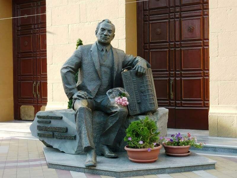 Мемориальный музей квартира народного артиста СССР ГФ Пономаренко