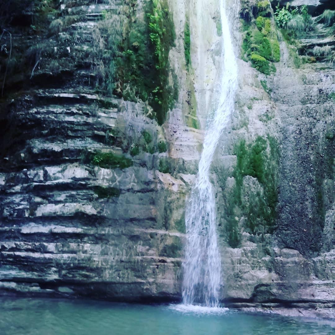 Еще один ракурс водопада