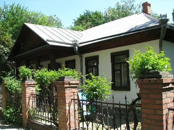 Дом атамана Бурсака
