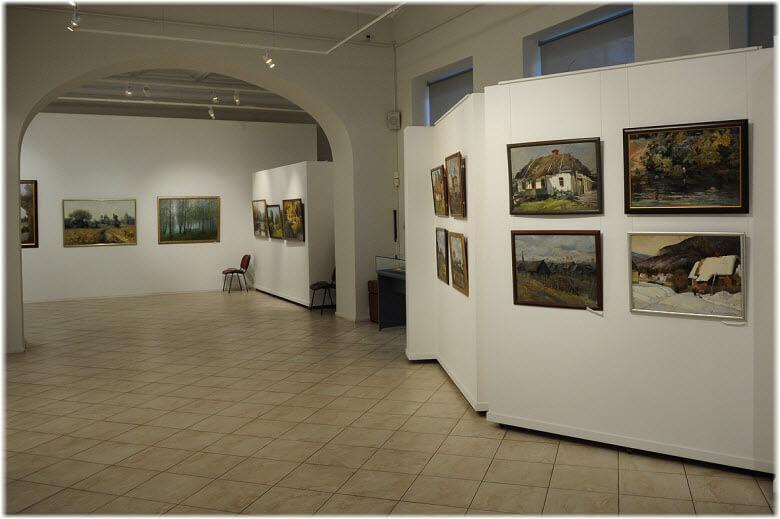 Художественная галерея Семь картин