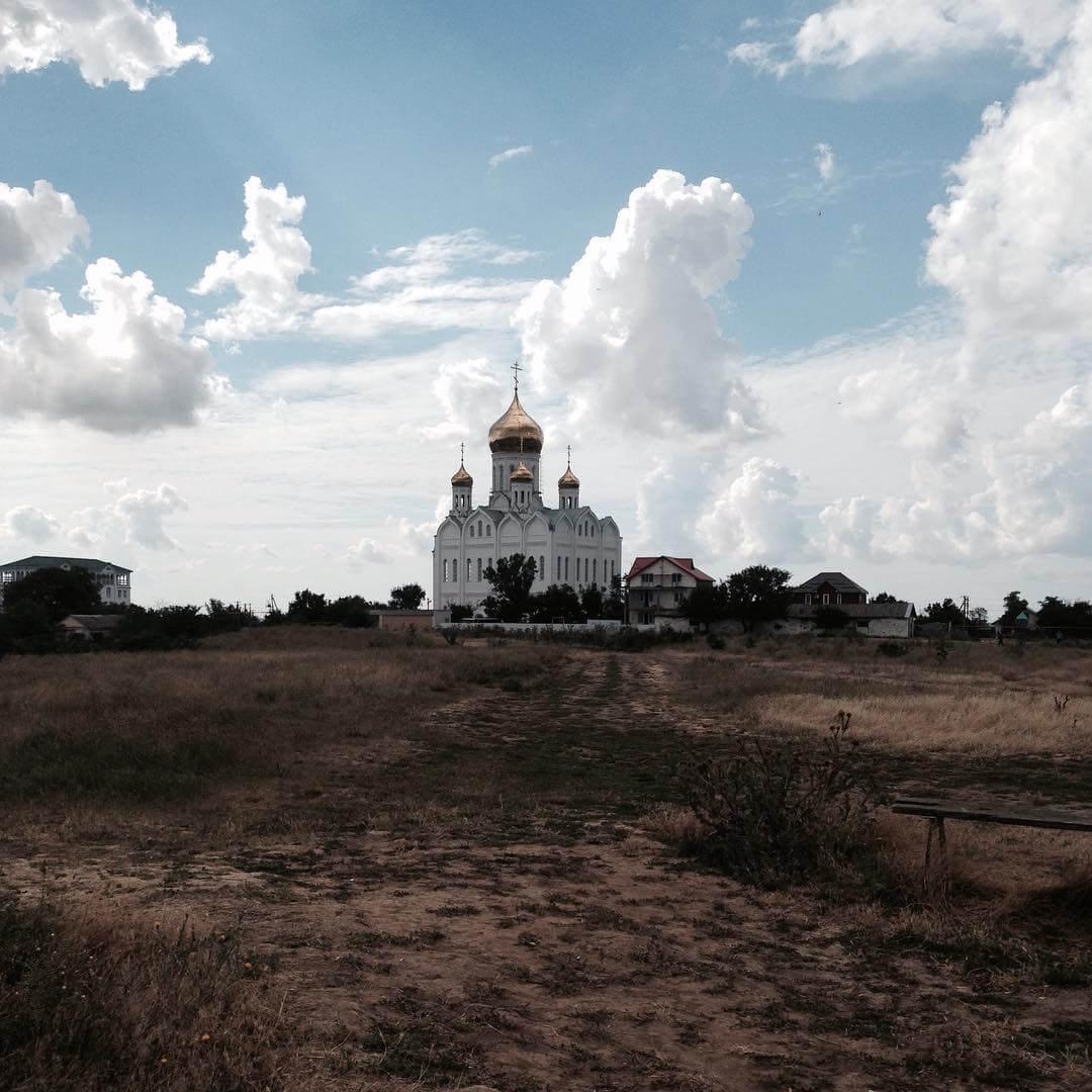 Приазовский монастырь