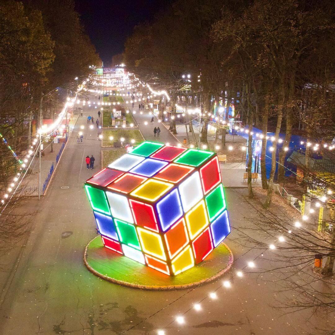 Парк Победы Севастополя