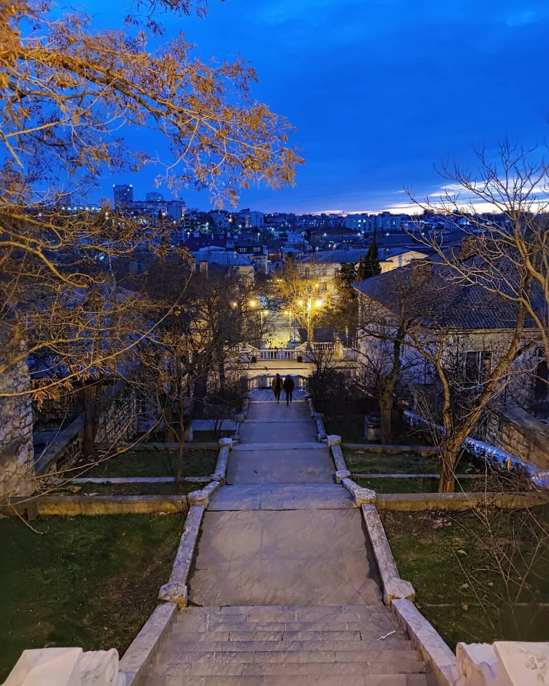 Таврическая лестница