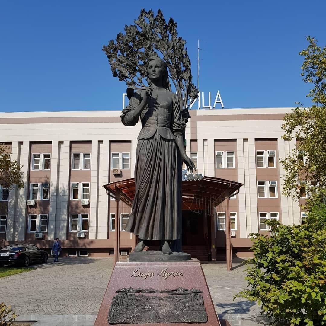 Памятник Лучко