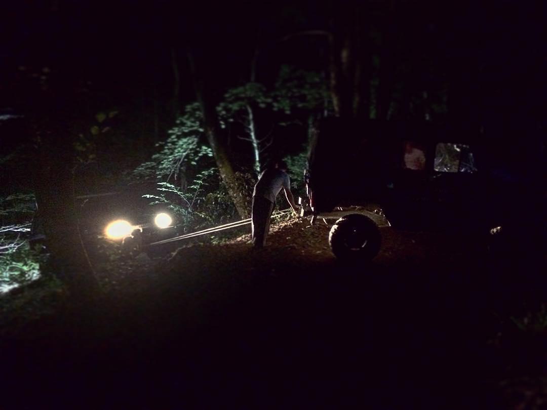 Ночной джиппинг