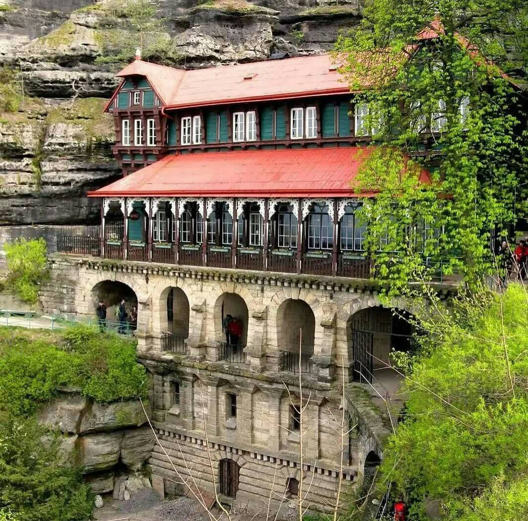 Дворец в Бахчисарае