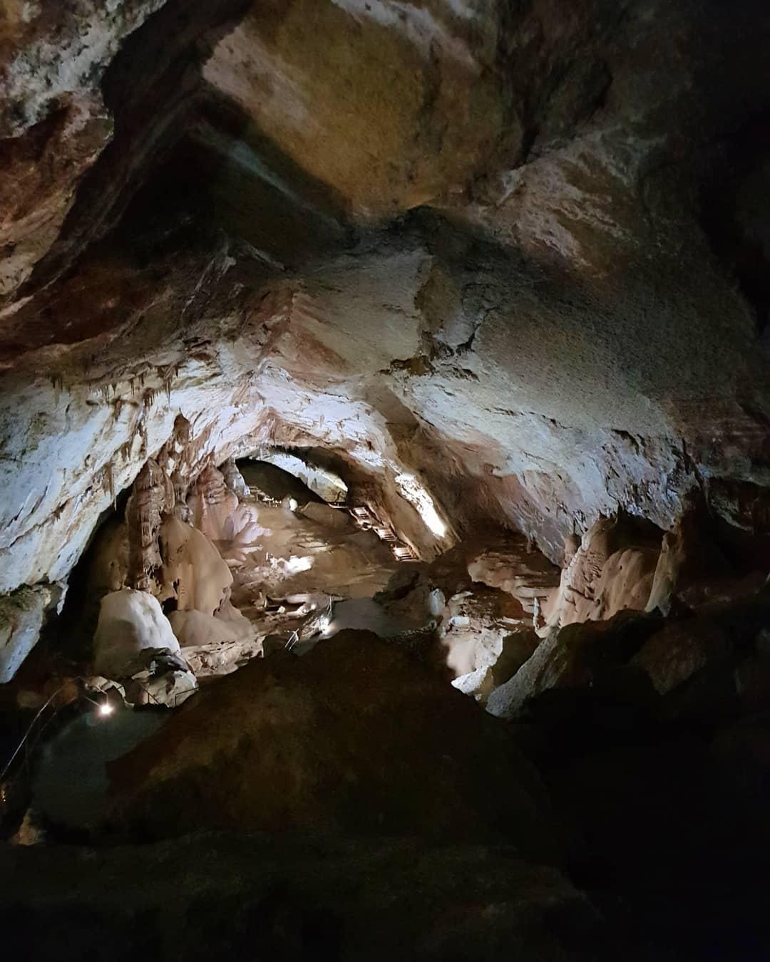 Мраморные пещеры