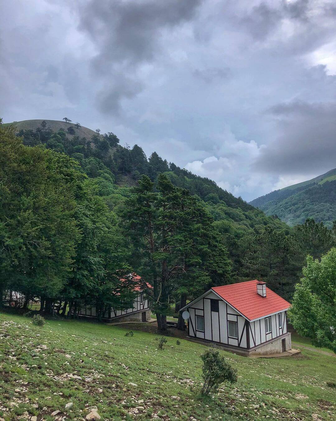 Национальный парк Крымский