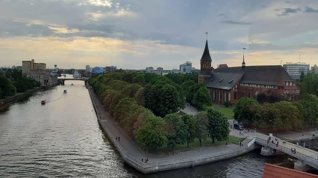 Калининград одним днем